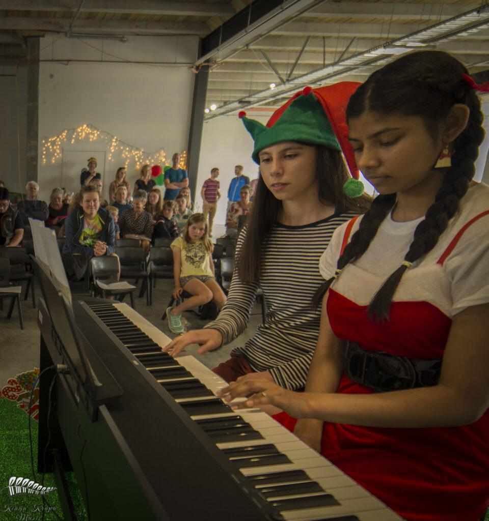 Kinga Krupa Music Christmas Piano Concert, December 2019, Queenstown
