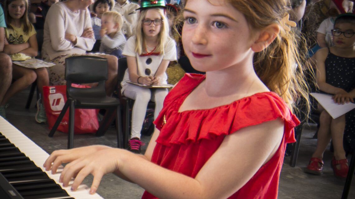 Kinga Krupa Music Christmas Piano Concert 2019 Queenstown New Zealand