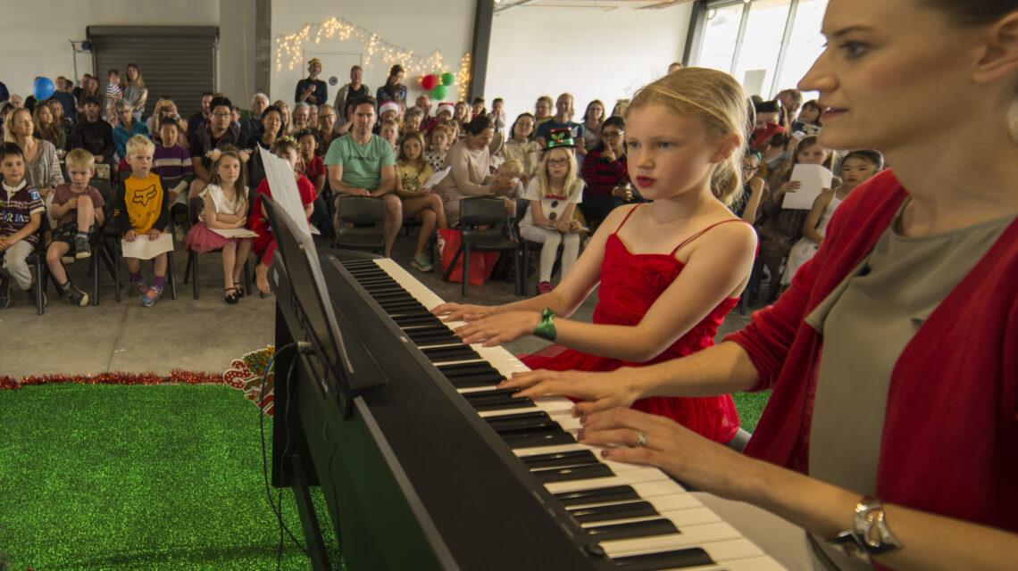 Kinga Krupa Music Christmas Piano Concert 2019 Queenstown