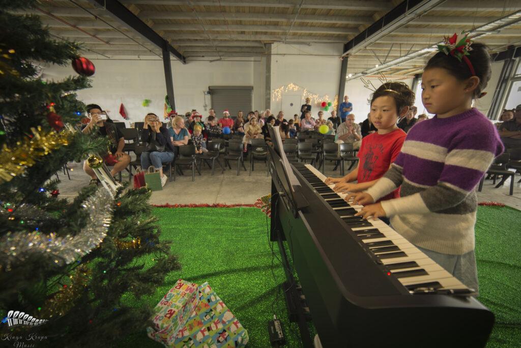 Kinga Krupa Music Queenstown piano concert